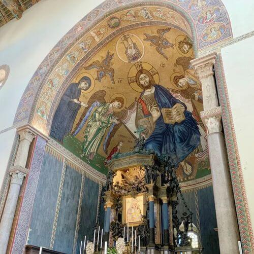 義大利墨西拿 = 美西納 Messina 必玩 - Protometropolitana Basilica Cattedrale = Duomo di Messina 墨西拿主教座堂