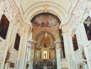 義大利陶爾米納 Taormina (西西里語 Taurmina) 必玩 - Chiesa di San Giuseppe 聖朱塞佩教堂