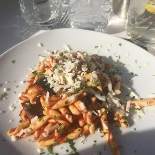 義大利切法盧 Cefalù 必吃 - Ristorante Via Roma Vecchia