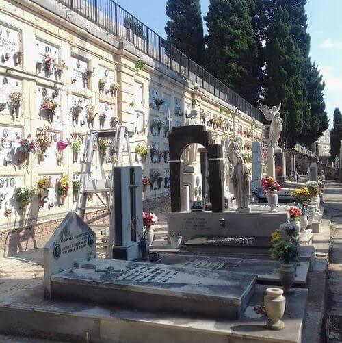 義大利墨西拿 = 美西納 Messina 必玩 - Cimitero Monumentale di Messina 墨西拿紀念公墓公園