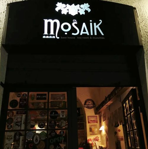 義大利卡塔尼亞 Catania 必吃 - Mosaik Beer House & Tea Room