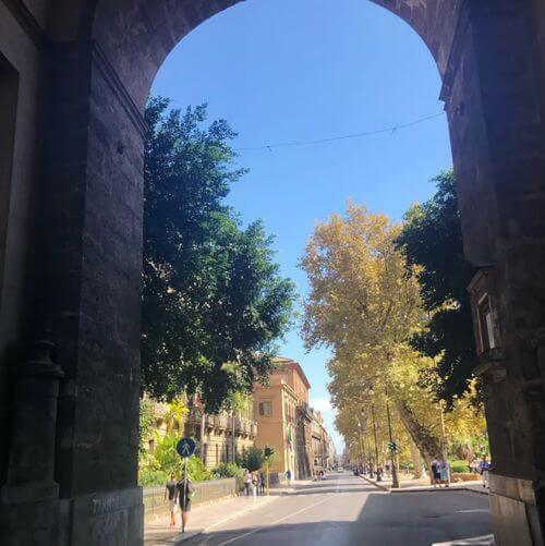 義大利巴勒莫 Palermo 必玩 - Porta Nuova 新門