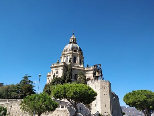 義大利墨西拿 = 美西納 Messina 必玩 - Sacrario di Cristo Re 國王基督聖殿