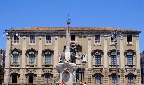 義大利卡塔尼亞 Catania 必玩 - Palazzo Degli Elefanti 大象宮