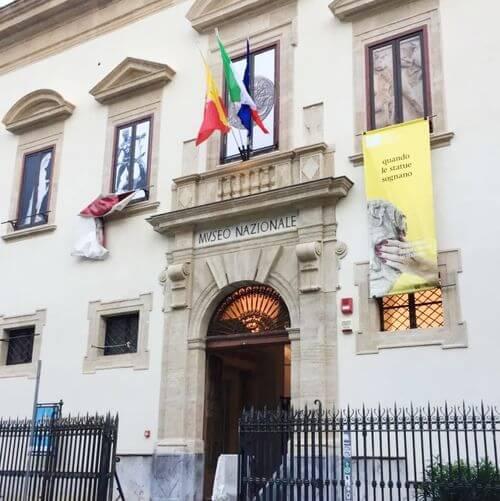 義大利巴勒莫 Palermo 必玩 - Museo Antonio Salinas 安東尼奧·薩利納斯地區考古博物館