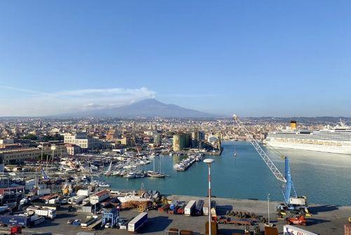 義大利卡塔尼亞 Catania 必玩 - Porto di Catania 卡塔尼亞港