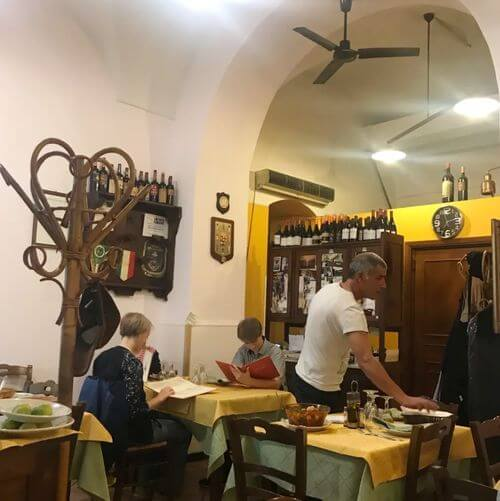 義大利卡塔尼亞 Catania 必吃 - Trattoria Casalinga da Nino Mannino