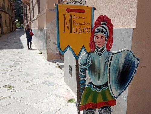 義大利巴勒莫 Palermo 必玩 - Museo internazionale delle marionette Antonio Pasqualino 國際木偶博物館