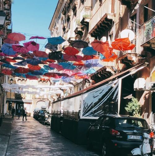 義大利卡塔尼亞 Catania 必玩