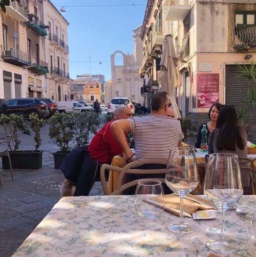 義大利卡塔尼亞 Catania 必吃 - Ristorante Da Antonio