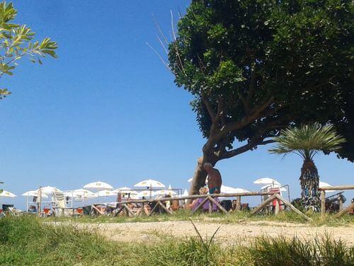 義大利巴勒莫 Palermo 必玩 - L'Ombelico del Mondo 酒吧海灘