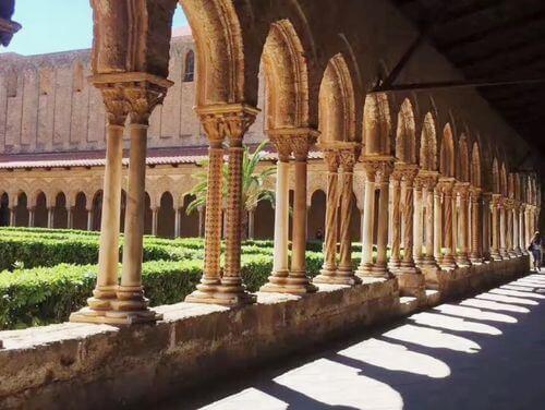 義大利巴勒莫 Palermo 必玩 - Cattedrale di Monreale 蒙雷阿萊主教座堂