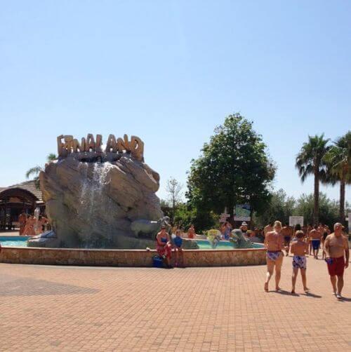 義大利卡塔尼亞 Catania 必玩 - Etnaland 水上遊樂園