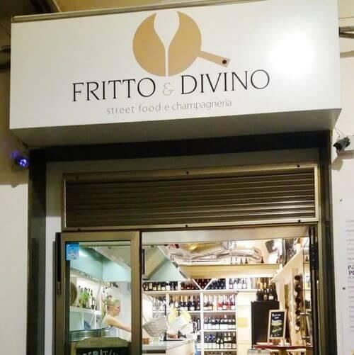 義大利切法盧 Cefalù 必吃 - Fritto & Divino