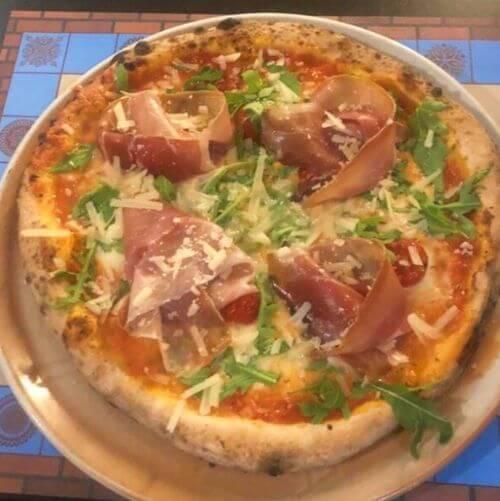 義大利巴勒莫 Palermo 必吃 - Antica pizzeria Guglielmo