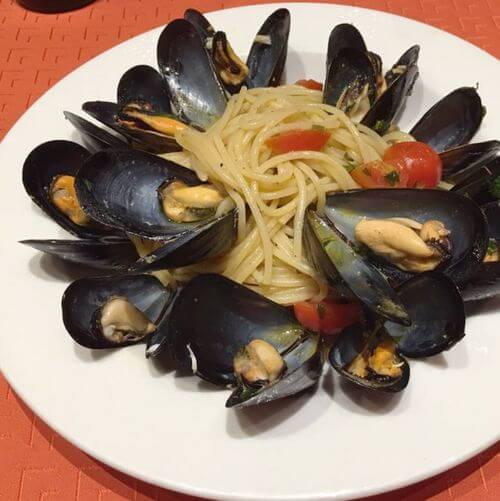 義大利巴勒莫 Palermo 必吃 - Taverna del Pavone