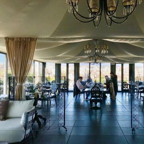 義大利卡塔尼亞 Catania 必吃 - Etnea Roof Bar & Restaurant