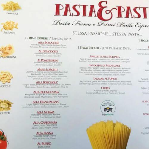 義大利切法盧 Cefalù 必吃 - Pasta & Pasti di Musumeci Teresa Cefalù