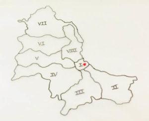 義大利巴勒莫 Palermo - 8行政區 Circoscrizioni