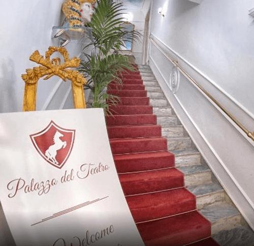 小資精選網紅飯店-阿格里真托劇院廣場旅館 - B&B Palazzo del Teatro