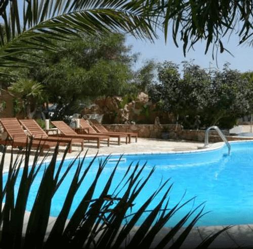 小資精選網紅飯店- 蘭佩杜薩島 Hotel Luagos club