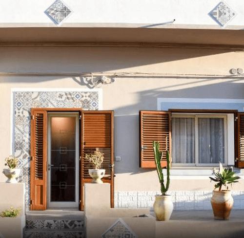 小資精選網紅飯店- 蘭佩杜薩島 DolceLina Home