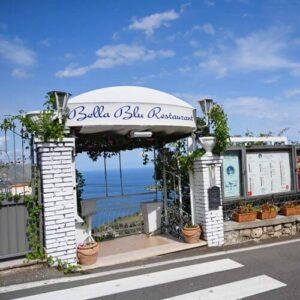 義大利陶爾米納 Taormina (西西里語 Taurmina) 必吃 - Ristorante Bella Blu