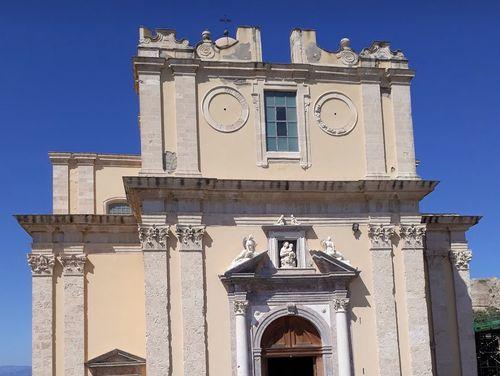 義大利米拉佐 Milazzo (西西里語 Milazzu) 必玩 - Duomo Antico = Duomo Vecchio 老教堂