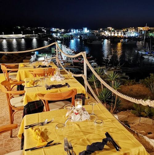 義大利蘭佩杜薩島 Isola di Lampedusa 必吃 -Il Saraceno