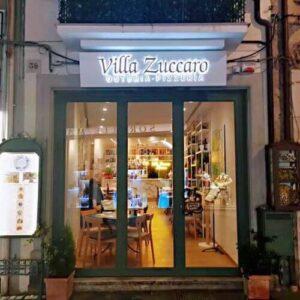 義大利陶爾米納 Taormina (西西里語 Taurmina) 必吃 - Osteria Villa Zuccaro