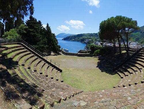 義大利利帕里島 ISOLA DI LIPARI 必玩 - Castello di Lipari 利帕里城堡
