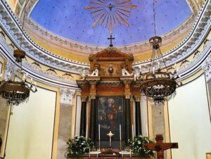 義大利帕納雷阿島 ISOLA DI PANAREA 必玩 -Chiesa di San Pietro 聖彼得羅教堂