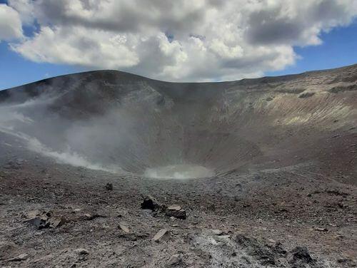 義大利武爾卡諾島 ISOLA DI VULCANO 必玩 - Gran Cratere (Fossa di Vulcano) 火山