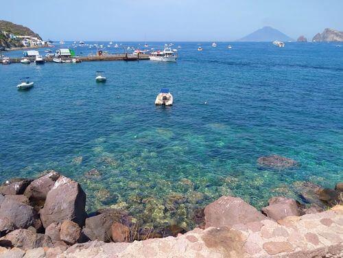 義大利帕納雷阿島 ISOLA DI PANAREA 必玩 -Punta Peppemaria 蓬塔佩佩瑪里亞小村落