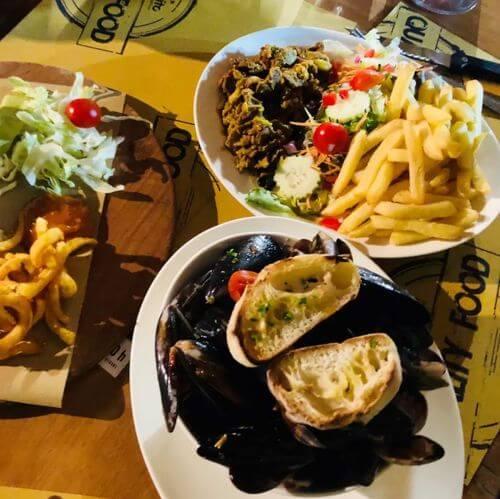 義大利錫拉庫薩 = 敘拉古 Siracusa (Syracuse) 必吃 - Mokrito Fast Casual Food