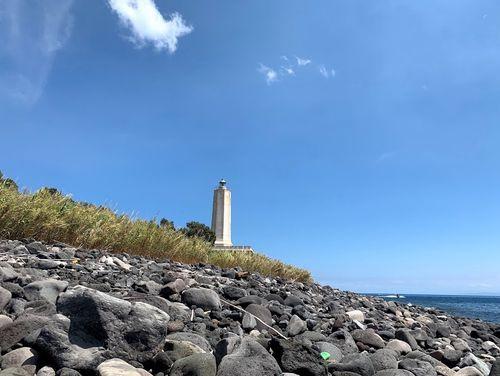 義大利武爾卡諾島 ISOLA DI VULCANO 必玩 - Spiaggia di Gelso 蓋爾索海灘