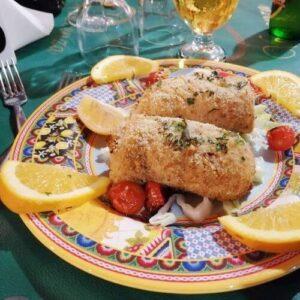 義大利蘭佩杜薩島 Isola di Lampedusa 必吃 -Trattoria Pizzeria Voscenza