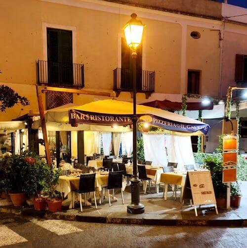 義大利利帕里島 ISOLA DI LIPARI 必吃 -Ristorante ll Galeone Lipari Isole Eolie Italia