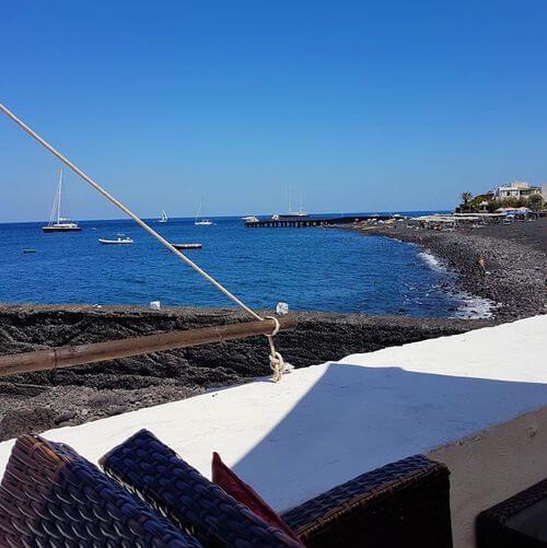 義大利斯特龍伯利島 ISOLA DI STROMBOLI 必吃 - La Tartana Club