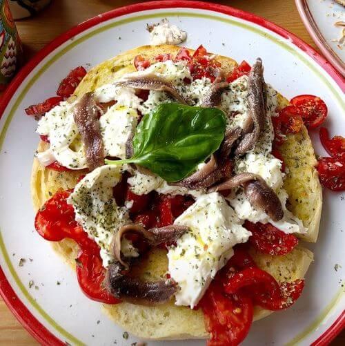 義大利武爾卡諾島 ISOLA DI VULCANO 必吃 - Malvasia Pane Cunzatu & Restaurant