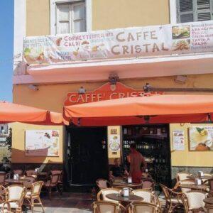 義大利蘭佩杜薩島 Isola di Lampedusa 必吃 -Caffe Cristal