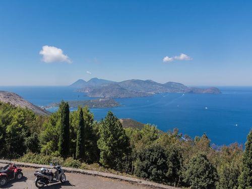 義大利武爾卡諾島 ISOLA DI VULCANO 必玩 - Belvedere Capo Grillo 卡波里奧格里洛露台