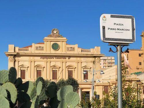 義大利阿格里真托 Agrigento 必玩 -Stazione di Agrigento Centrale 阿格里真托中央車站