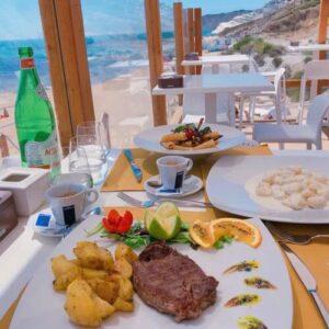 義大利阿格里真托 Agrigento 必吃 - Lounge Beach Scala dei Turchi