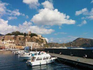 義大利利帕里島 ISOLA DI LIPARI 必玩 - Porto di Lipari 利帕里港
