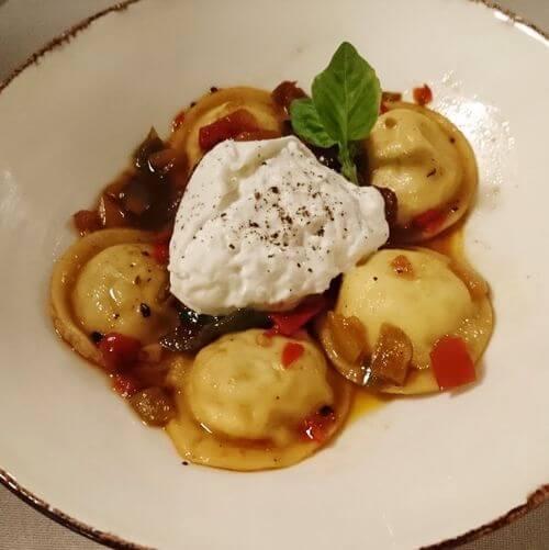 義大利利帕里島 ISOLA DI LIPARI 必吃 - Ristorante Kasbah Cafè