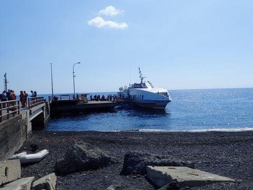 義大利斯特龍伯利島 ISOLA DI STROMBOLI 必玩 -Porto di Stromboli 斯特龍伯利港