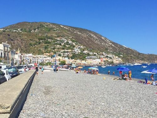 義大利利帕里島 ISOLA DI LIPARI 必玩 - Spiaggia di Canneto 坎內托海灘