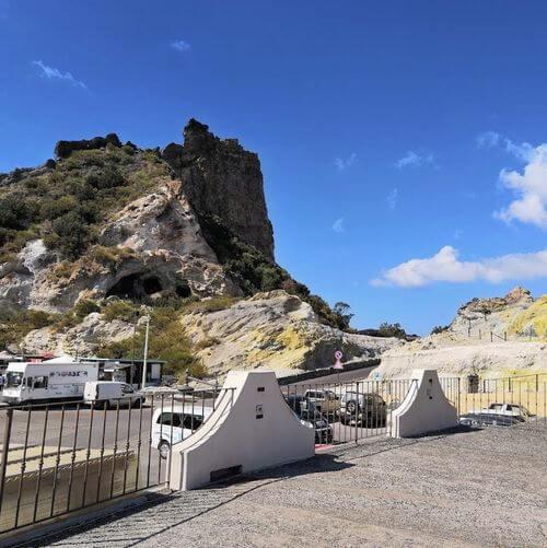義大利武爾卡諾島 ISOLA DI VULCANO 必玩 - Porto di Vulcano 武爾卡諾港