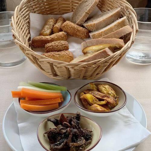 義大利陶爾米納 Taormina (西西里語 Taurmina) 必吃 - Ristorante Castelluccio